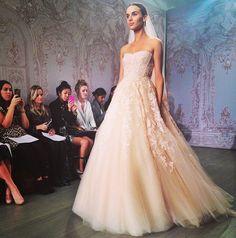 A Few Favorites from Bridal Fashion Week
