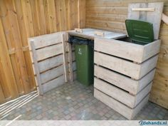 Amazing Shed Plans - Für Wasserkisten Mehr - Now You Can Build ANY Shed In A Weekend Even If You've Zero Woodworking Experience! Start building amazing sheds the easier way with a collection of shed plans! Outdoor Projects, Pallet Projects, Home Projects, Pallet Ideas, Crate Ideas, Pallet Furniture, Cool Furniture, Outdoor Furniture, Outdoor Decor