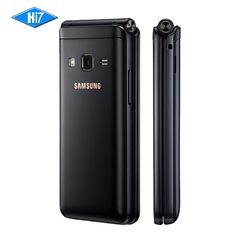 cd9058a27fa43 Cheap smartphone Buy Quality lte mobile phone directly from China mobile  phone Suppliers  New Original Samsung Galaxy Folder 2 Dual SIM ROM RAM Quad  Core ...