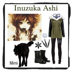 """Inuzuka Ashi 