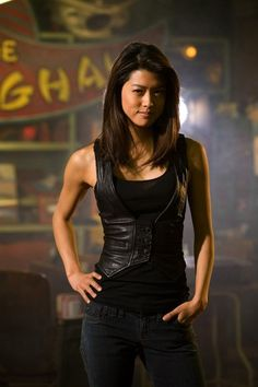 Picture: Grace Park in 'The Cleaner.' Pic is in a photo gallery for Grace Park featuring 40 pictures. Grace Park, Beautiful Asian Girls, Beautiful People, Beautiful Women, Amazing Women, Beautiful Celebrities, Beautiful Actresses, Park Pictures, Actrices Hollywood