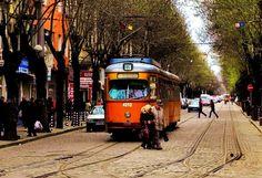 Sofia Tram, Bulgaria  I want to go back ):