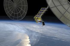 Archinaut, a 3D Printing Robot to Make Big Structures in Space *(COOL!)*