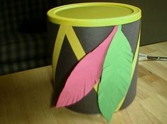 Native American drum... great for younger age groups