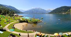 Visiting Zell am See - Travel and Fashion Tips by Anna P.