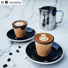 #COFFE##COFFE CONE#