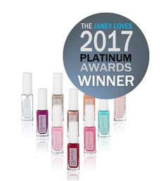 Very proud to be a winner in the Janey Lee Grace platinum awards Awards 2017, Hand Cream, Friday, News