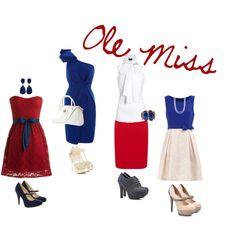 Ole Miss <3