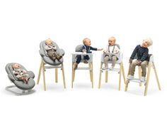 ENTER TO FOR A CHANCE TO WIN the all-new, bouncer + high chair modular system STOKKE STEPS via Project Nursery !!!!  ends March 14, 2014