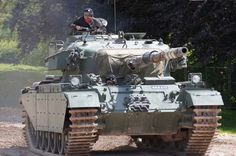 The Centurion, introduced in 1945, was the primary British main battle tank of the post-World War II period. It was a successful tank design, with upgrades, for many decades. The chassis was also adapted for several other roles.  Development of the tank began in 1943 and manufacture of the Centurion began in January 1945, six prototypes arriving in Belgium less than a month after the war in Europe ended in May 1945. It first entered combat with the British Army in the Korean War in 1950, in…