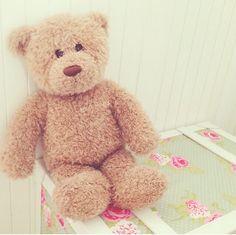 Stuffed bear ♡