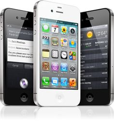 iPhone by Apple..not a want but a need!!