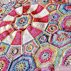 Susan Pinner: STYLECRAFT NEW CAROUSEL BLANKET CAL (crochet along) launches Sept 13, 2016 - free crochet blanket pattern