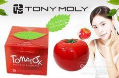 Kulit Tampil Lebih Cerah & Cantik Dengan Tony Molly Tomatox Hanya Rp.99,000 - www.evoucher.co.id #Promo #Diskon #Jual  Klik > http://evoucher.co.id/deal/Cerah-dengan-Tony-Molly-Tomatox  Tony Moly tomato Brightening Mask berbahan dasar extract tomat segar dan extract sayur-sayuran. Masker ini memberikan oksigen ke dalam kulit sehingga setelah pemakaian, wajah terasa sangat lembut dan cerah dari sebelumnya.  pengiriman mulai 2014-02-24