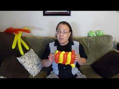 Balloon Flat Weave Tutorial (Balloon Animal Twisting and Modeling #1) - YouTube