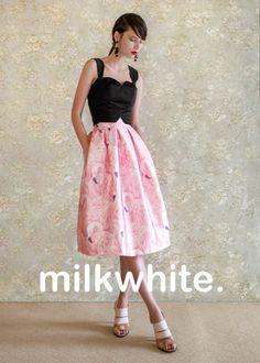 milkwhite. summer 2015.