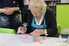 Blind veterans craft cracking Easter gifts #BlindVeteransUK #Easter #Eggs #Art #Crafts Art Crafts, Arts And Crafts Projects, Easter Eggs, Blinds, Gifts, Craft, Presents, Art Projects, Shades Blinds