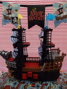 """Photo 2 of 37: Pirate Party / Birthday """"Tristan's PIRATE PARTY"""" 