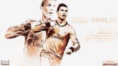 Cristiano Ronaldo Real Madrid Wallpaper 2014 F #15298 Wallpaper