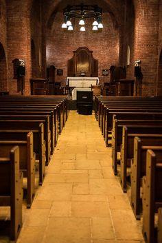 The chapel! Just wonderful.