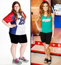 Biggest Loser Winner Rachel Frederickson Goes from Size 20 to 0/2: Pic - Us Weekly- way too thin. not healthy