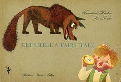 By Frantisek Hrubin and Jiri Trnka, 1954 Genius animator Jiri Trnka was also an illustrator of children's books. Let's tell a fairy tal. Andersen's Fairy Tales, Winter Fairy, Magic Words, Book Illustration, Illustrations, Animation Film, Vintage Children, Childrens Books, Art For Kids