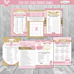 Hey, I found this really awesome Etsy listing at https://www.etsy.com/listing/274215716/ballerina-baby-shower-games-ballet-baby