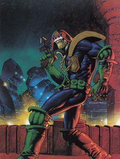 Judge Dredd: Mega-City Masters 02