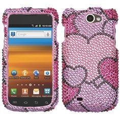 Asmyna SAMT679HPCDM087NP Premium Dazzling Diamante Diamond Case for Samsung Exhibit II 4G/Galaxy Exhibit 4G T679 - 1 Pack - Retail Packaging - Cloudy Hearts by Asmyna, http://www.amazon.com/dp/B006PI28YW/ref=cm_sw_r_pi_dp_efcOrb15258DB