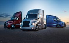 23 Trucks Ideas Trucks Freightliner Freightliner Cascadia