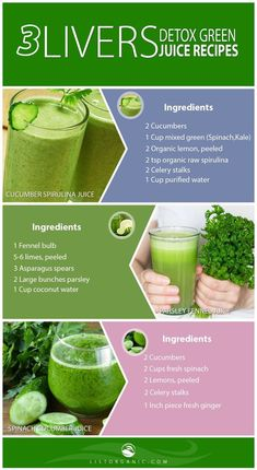 Liver Detox Green Juices Recipes With Ingredients' Properties - Juice Recipes Liver Detox Juice, Detox Diet Drinks, Liver Detox Cleanse, Detox Your Liver, Green Juice Recipes, Healthy Juice Recipes, Healthy Juices, Healthy Smoothies, Healthy Drinks