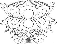 Tibetan pattern book of proportions,. - Google Search