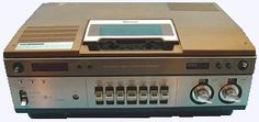 VCR Player... Sanyo Betacord VCR Gallery this was so much fun!!    .....................Please save this pin.   .............................. Because for vintage collectibles - Click on the following link!.. http://www.ebay.com/usr/prestige_online