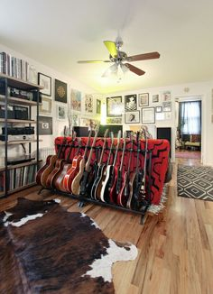 So do you own any guitars?