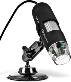 USB Microscope with 2GB Online Storage