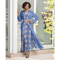 Kimani Jacket Dress from ASHRO