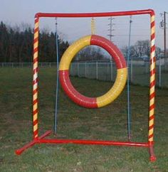 Build It Yourself Agility Equipment