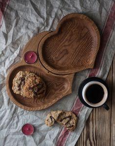 Wooden Heart Plates | Тарелки- сердца в интернет магазине на Ярмарке Мастеров