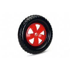 Een frisbee gemaakt van het materiaal TPR, wat een rubber soort is met een hoge flexibiliteit. Met deze frisbee kunt us smane met uw hond interactief bezig zijn. Voor urenlang speelplezier. Doorsnede: 23 cm. Kleur: zwart met grijs.
