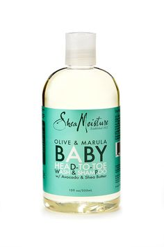 Olive & Marula Baby Head-To-Toe Wash & Shampoo