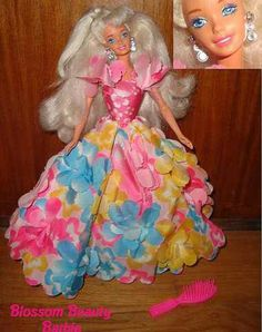 Had this Barbie doll