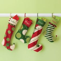 Presserfoot.com: A little stocking inspiration