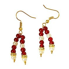 Red & White Pearls Bollywood Style Gold Plated Dazzling D... https://www.amazon.com/dp/B06XPPCYLV/ref=cm_sw_r_pi_dp_x_WWZ6yb3HA95T8