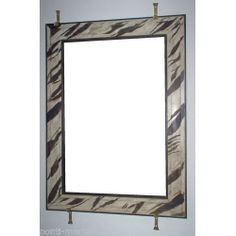 Wrought Iron Frame design for Mirror or Photo. Customize Realizations. 825