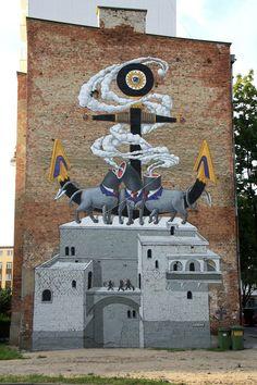 ALEKSEY KISLOW _ Big Mural