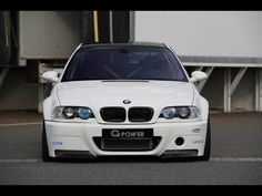 2012 G-Power BMW M3 E46