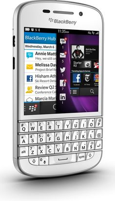 Homoseksuelle apps til BlackBerry