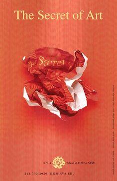 Milton Glaser | Store | The Secret of Art, 2008
