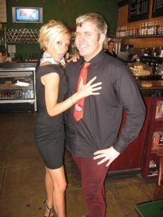 Celebs Perez Hilton w/ Spice Girl & Mrs. David Beckham Posh Spice