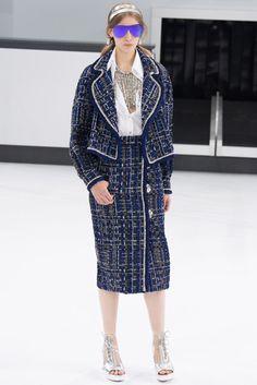 2016春夏プレタポルテコレクション - シャネル(CHANEL)ランウェイ|コレクション(ファッションショー)|VOGUE JAPAN